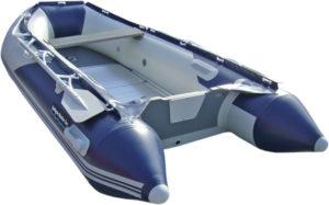 Angelboot alu 002
