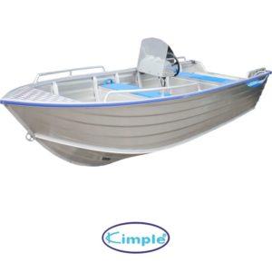 angelboot alu 3